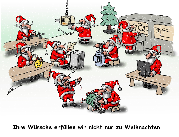 weihnachts comic. Black Bedroom Furniture Sets. Home Design Ideas