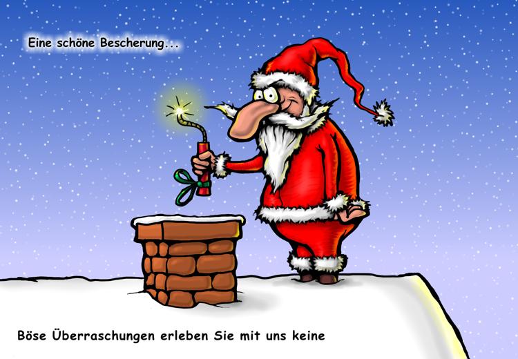weihnachts comic